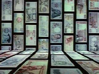 Muestra de billetes