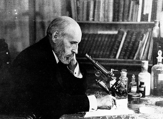 Imagen de Santiago Ramón y Cajal