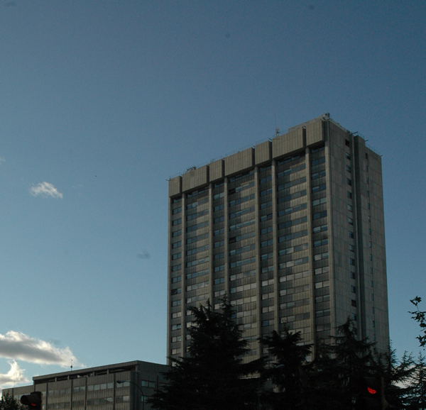 Edificio de la Secretaría de Estado de Comercio