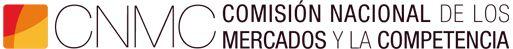 Logotipo de la Comisión Nacional de los Mercados y la Competencia