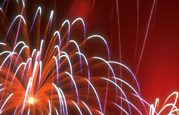 Fuegos artificiales ¿o son de artificio?