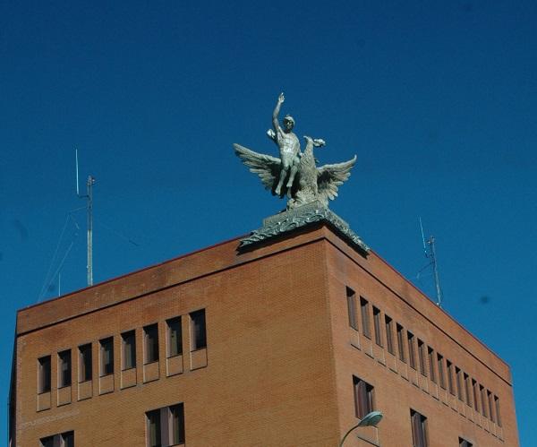 Edificio de la Agencia Estatal de Administración Tributaria