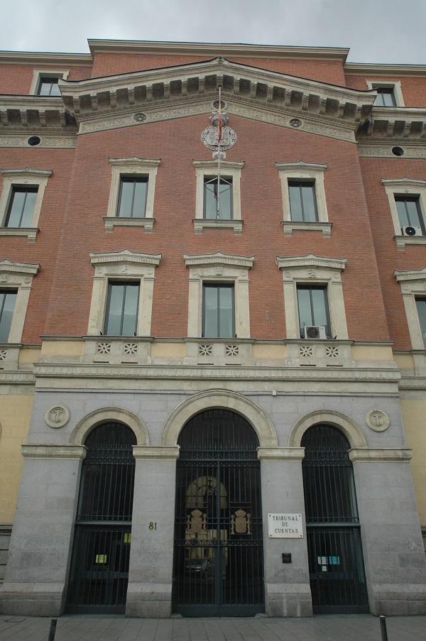 Sede principal del Tribunal de Cuentas
