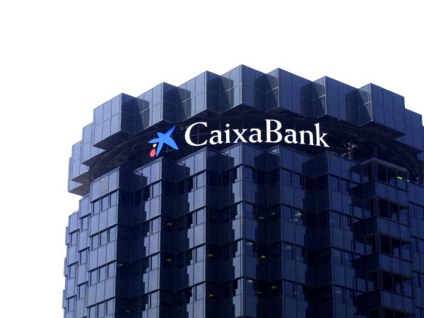 Sede principal de CaixaBank, vía noticiasbancarias.com