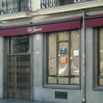 Café Comercial, fotografía del 26-08-2015