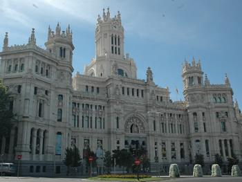 Palacio de la Alcaldía del Ayuntamiento de Madrid