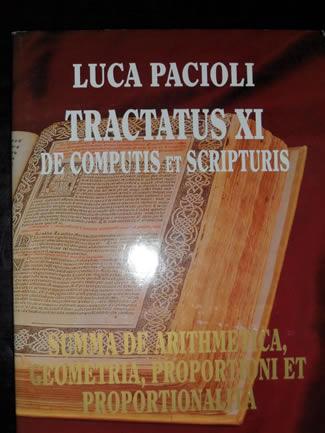 Tractatus XI de Luca Pacioli