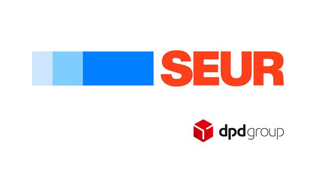 logotipo de SEUR