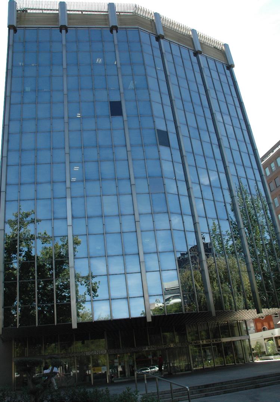 Sede de la Dirección General de Seguros y Fondos de Pensiones