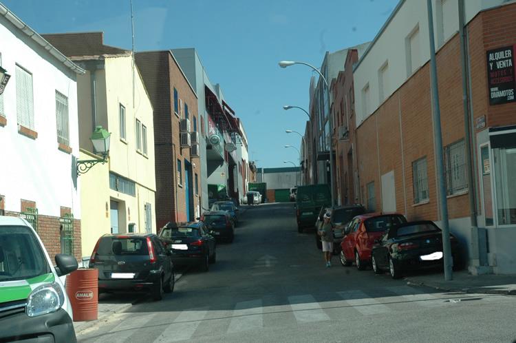 Polígono Industrial Ventorro del Cano en Alcorcón