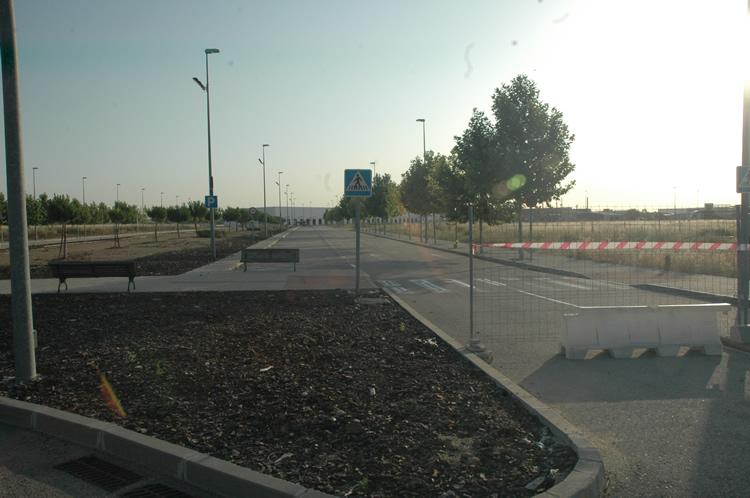 Polígono Industrial Puerta de Madrid, San Fernando de Henares