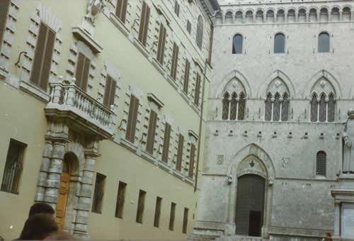 Sede del Monte dei Paschi di Siena