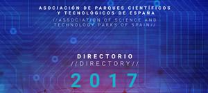 Directorio de la Asociación de Parques Científicos y Tecnológicos de España