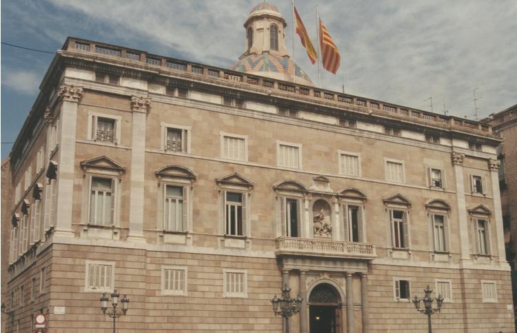 Palacio de la Generalitat. Fotografía del autor