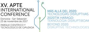 XV APTE International Conference